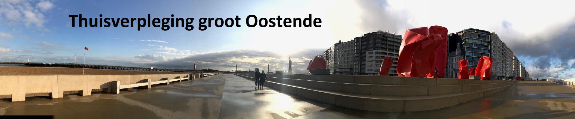 Thuisverpleging groot Oostende